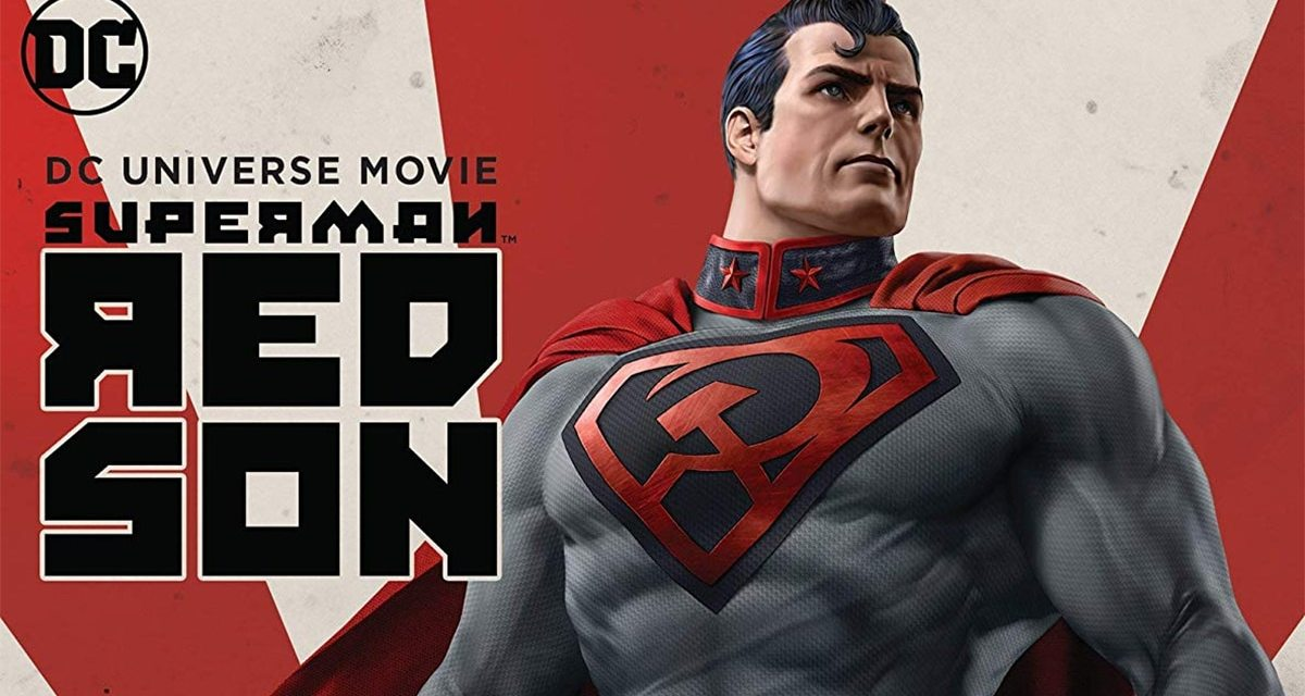 Superman: Red Son Gets New Trailer and Announces Premiere Ticket Requests