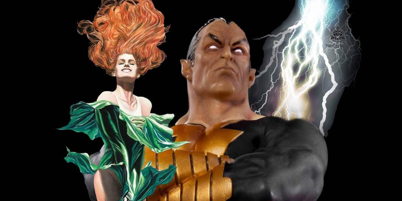Black Adam Movie Adds Cyclone To Its JSA Roster: EXCLUSIVE