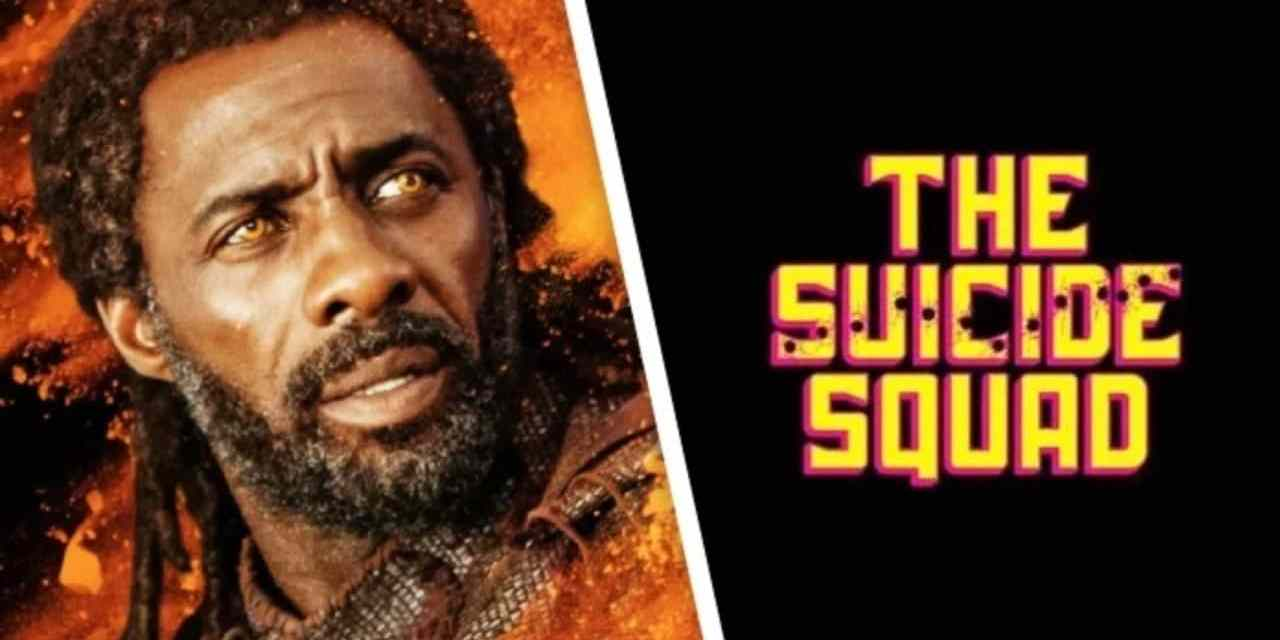 A Look At Idris Elba's Character In The Suicide Squad