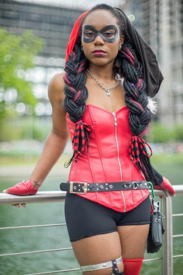 #28DaysOfBlackCosplay's Bold Spotlight on These Fantabulous Harley Quinn Cosplayers - The Illuminerdi