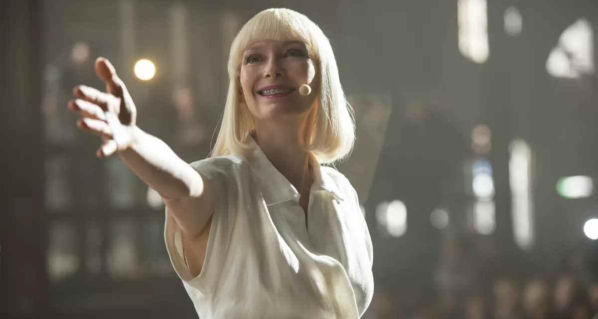 Tilda Swinton Cast As Female Lead of HBO's Parasite Series: EXCLUSIVE