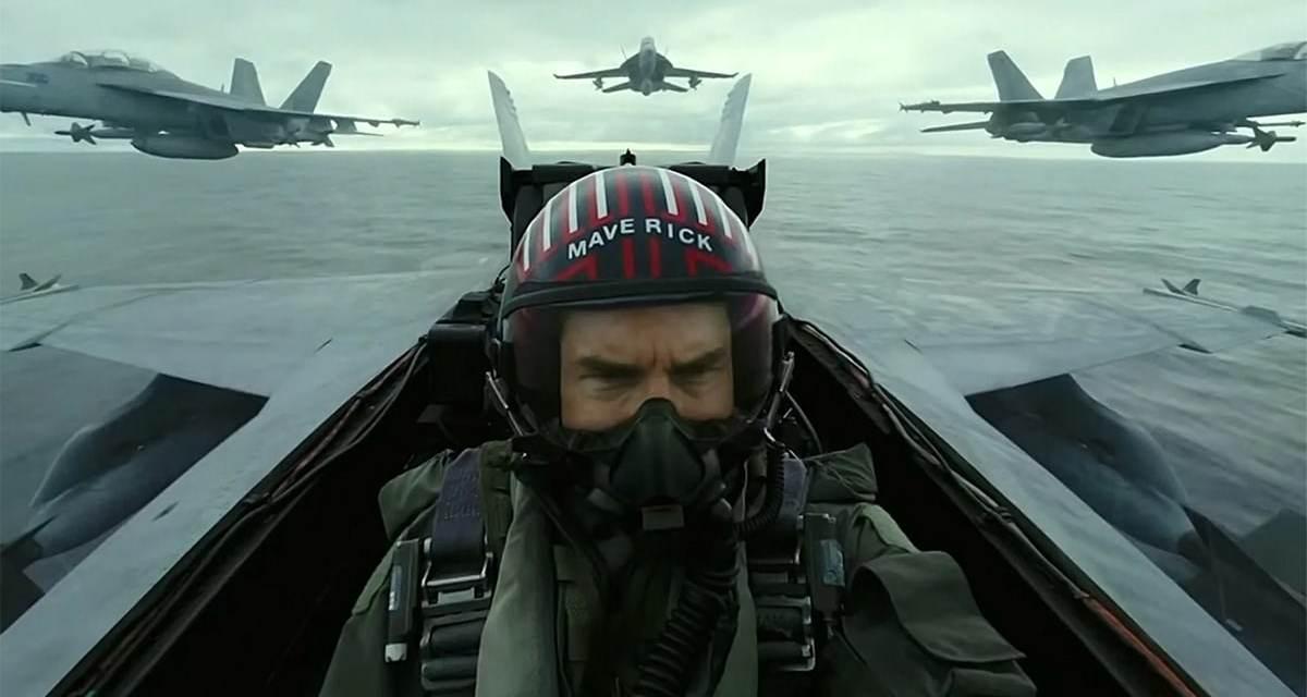 Top Gun: Maverick Flies High In Super Bowl TV Spot