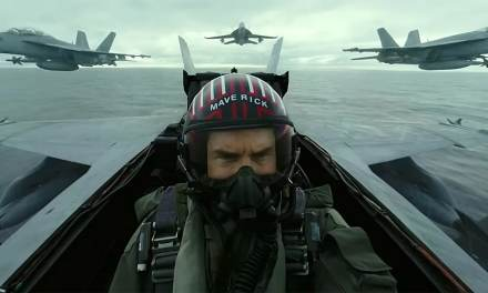Top Gun: Maverick Flies High In Super Bowl TV Spot