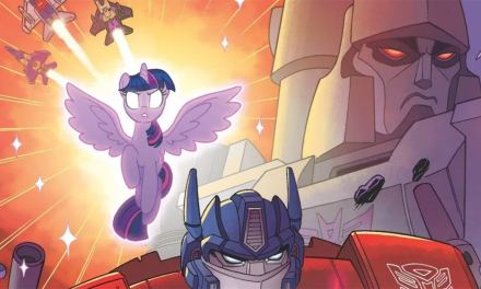 Transformers And My Little Pony Crossover Comic Arriving Spring 2020