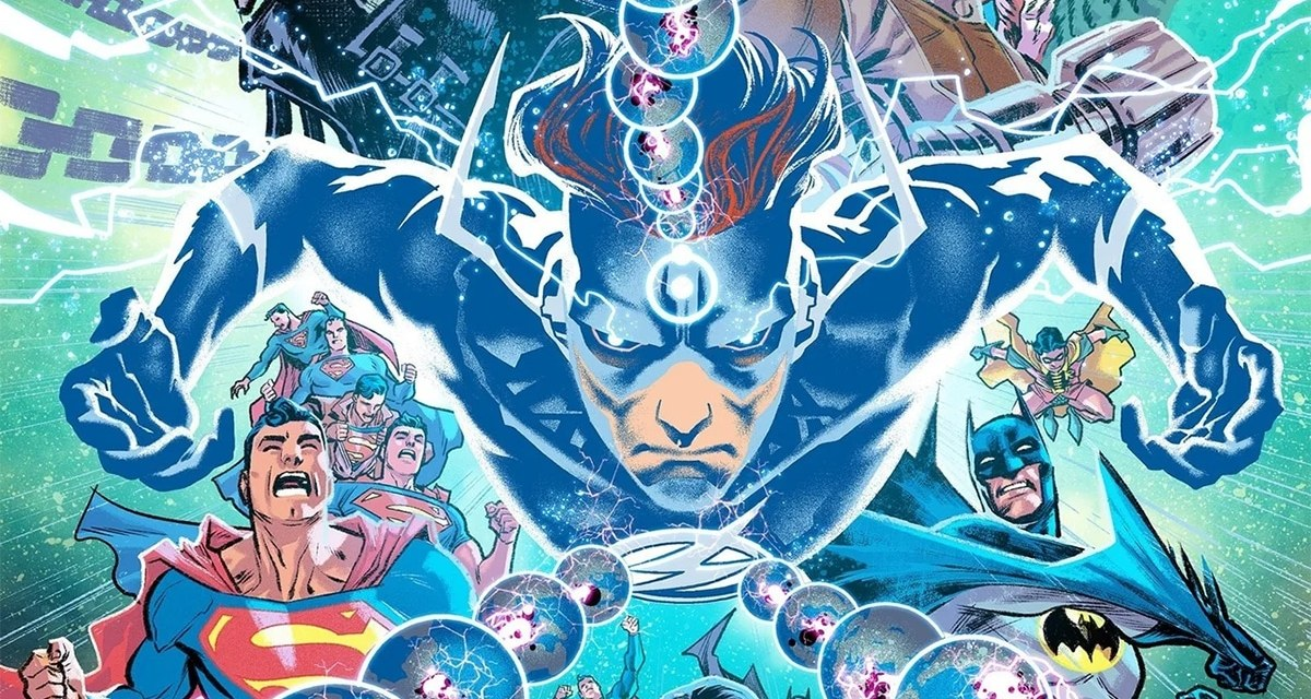 Wally West Set To Be DC's New Dr. Manhattan