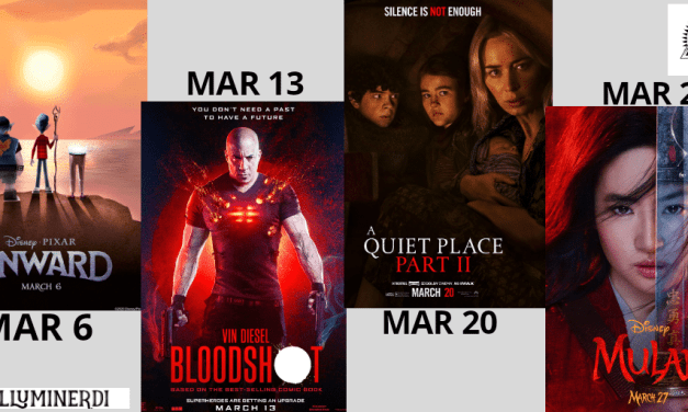 Movies You Don't Want To Miss In March 2020