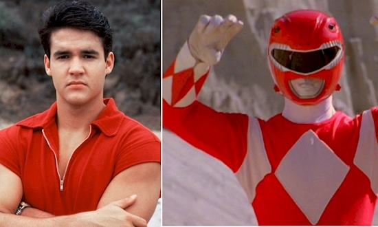 Jason Red Ranger