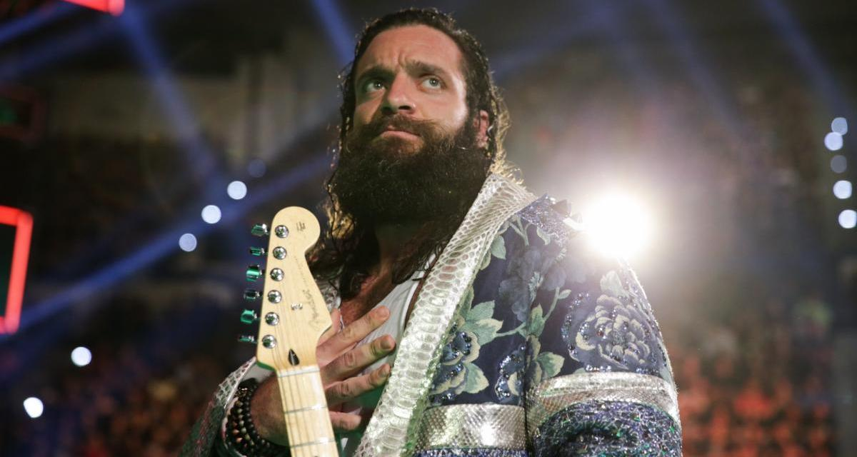 Elias Shares Disappointment With Lack Of WrestleMania Storyline