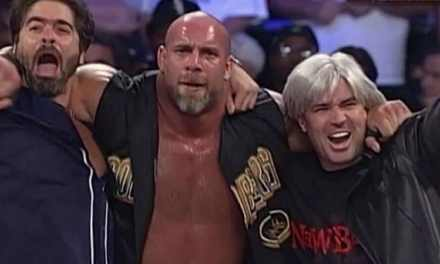 Eric Bischoff Reacts To Goldberg Defeating The Fiend