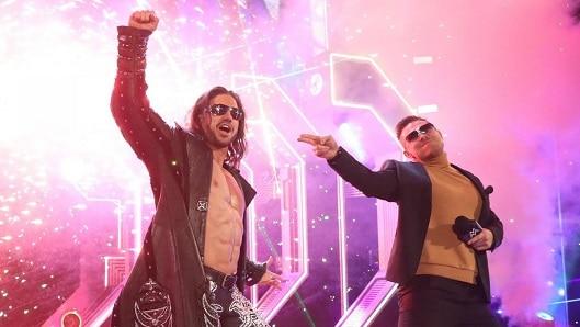 WWE Morrison And Miz