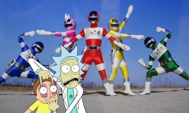 Go Go Rick and Morty: Super Sentai And Adult Swim Collide In New Promo