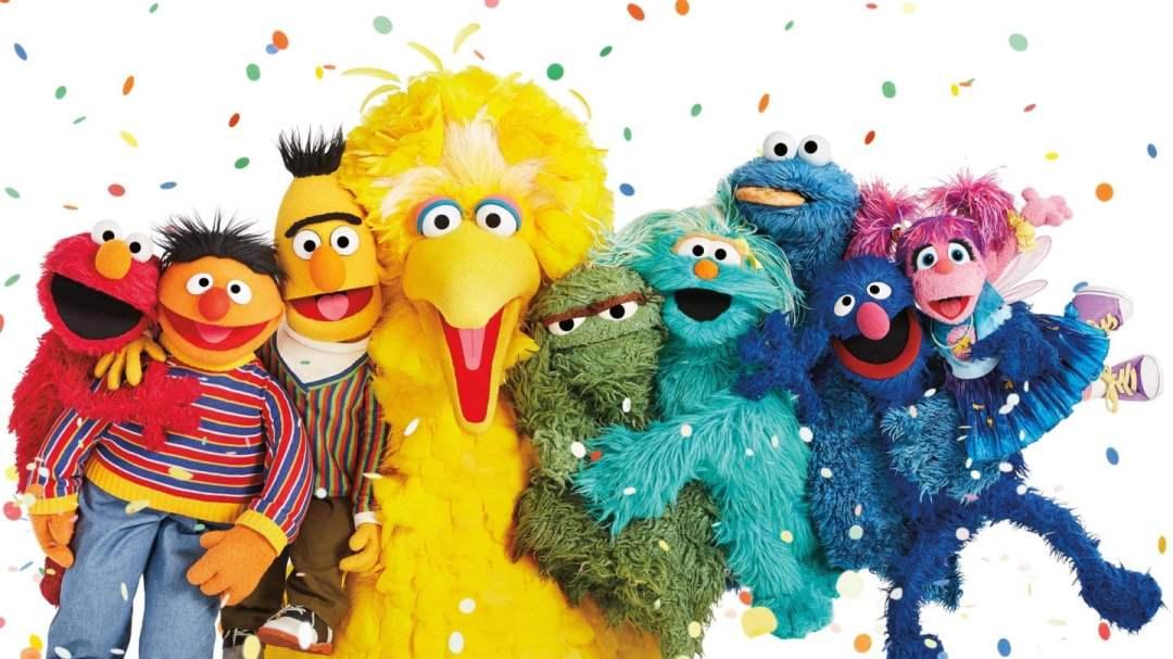 Sesame Street Muppet Cast