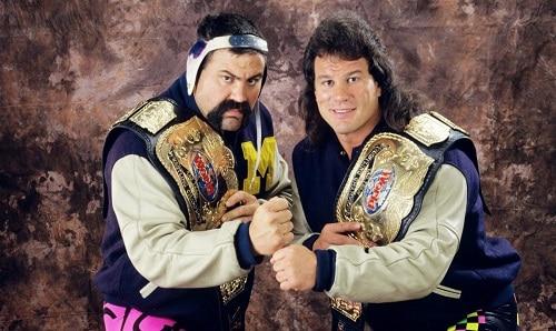 WWE Rick and Scott Steiner