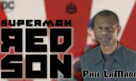 Phil LaMarr Gushes About Reprising John Stewart For Superman: Red Son