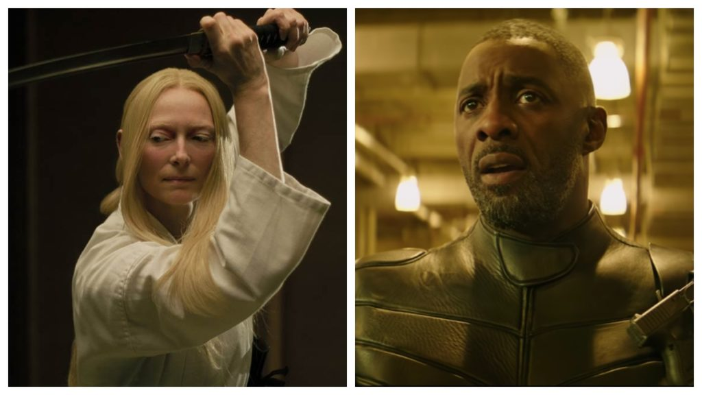 George Miller Tilda Swinton Idris Elba Three Thousand Years of Longing
