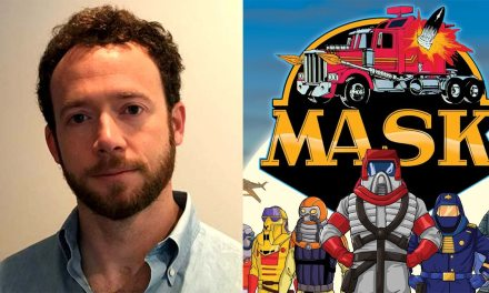 M.A.S.K. Live-Action Film Taps Chris Bremner To Write