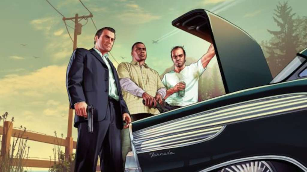 Grand Theft Auto VI might be revealed soon enough