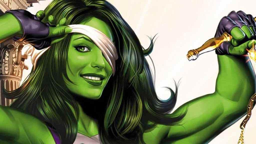 Mark Ruffalo in She-Hulk