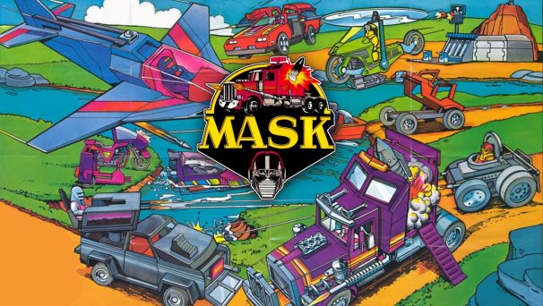 mask remake