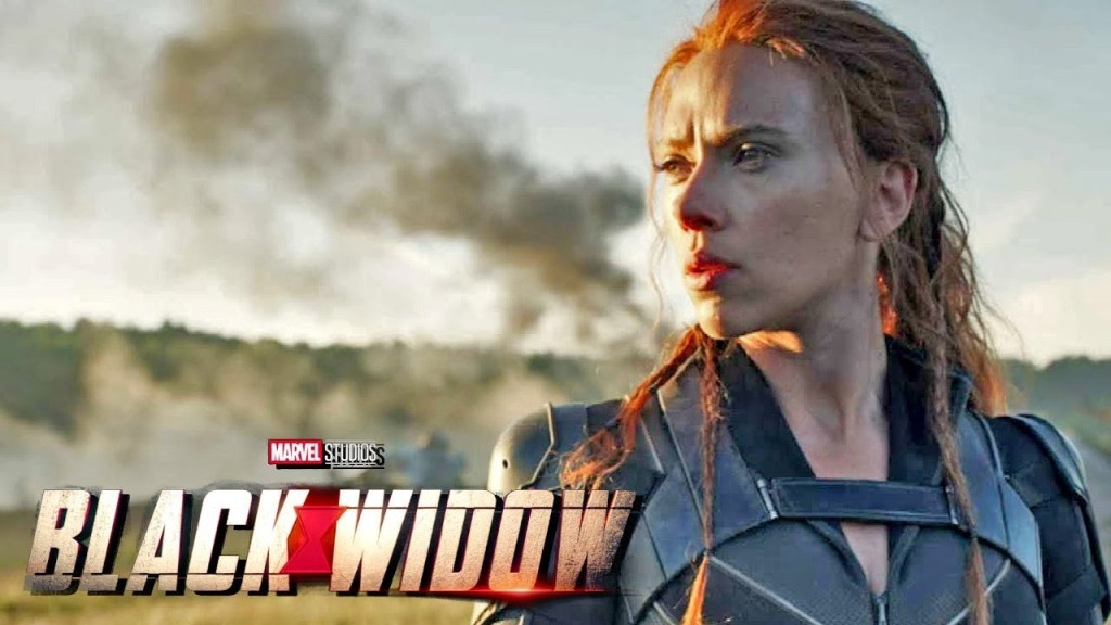 Black Widow Marvel Release