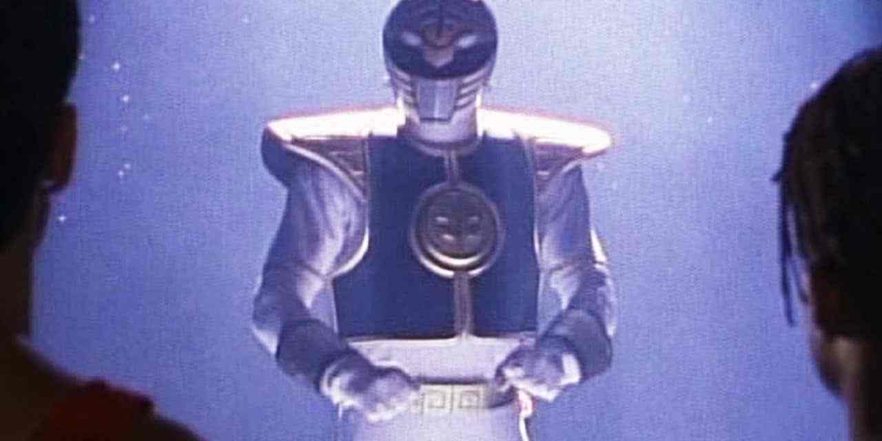 What If Zordon Never Created The White Ranger Powers But Repaired Them Instead?