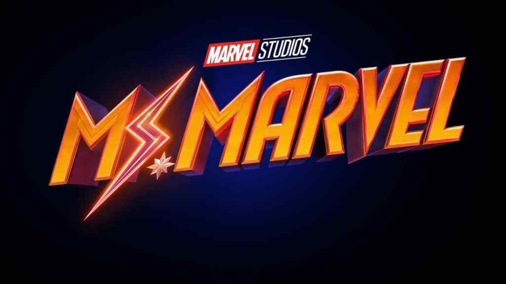 Ms. Marvel Ms Marvel logo