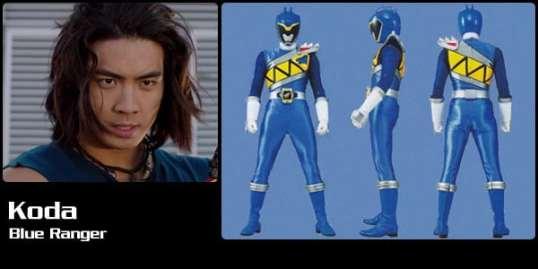 Koda Blue Ranger