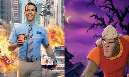 Dragon's Lair Coming To Netflix And Starring Ryan Reynolds
