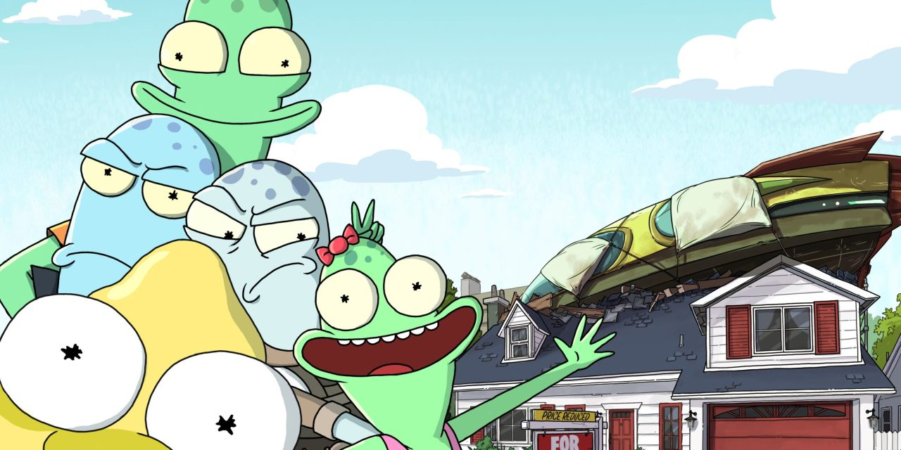 New Solar Opposites Teaser Trailer: Rick And Morty, But With Aliens!