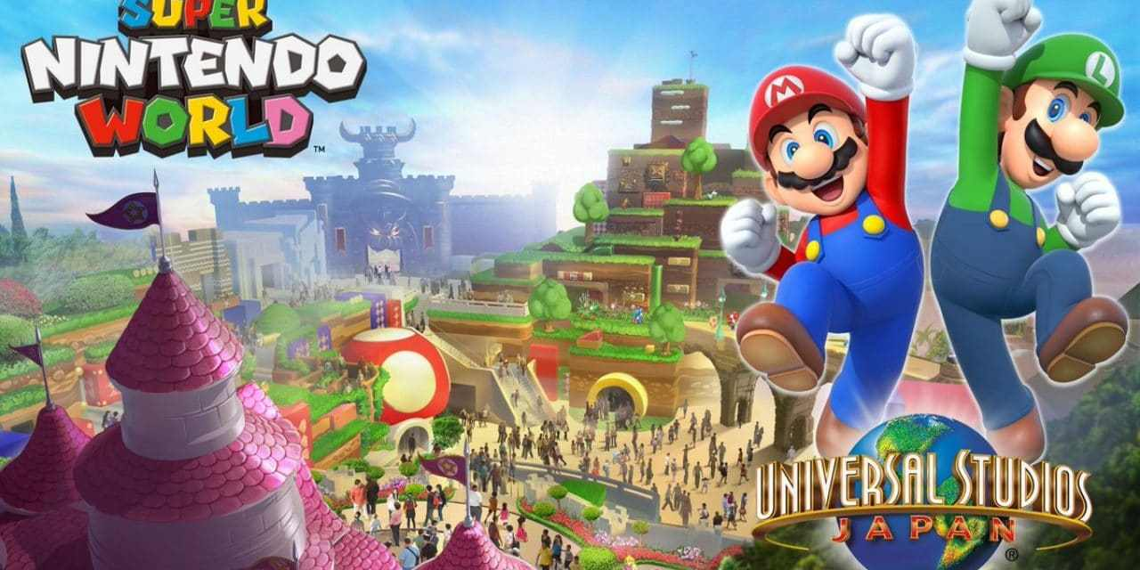 Super Nintendo World Is Coming To Universal Studios Worldwide Starting In Summer 2020