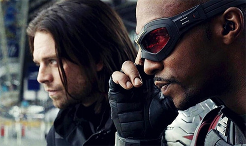 the falcon and the winter soldier filming