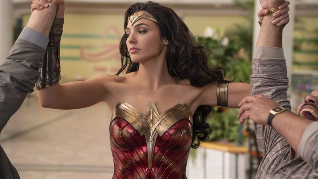 wonder woman 1984 release HBO Max