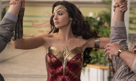 Wonder Woman 1984 Gets New Theatrical Release Date