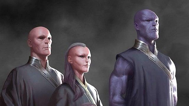 Thanos The Eternals Jim Starlin