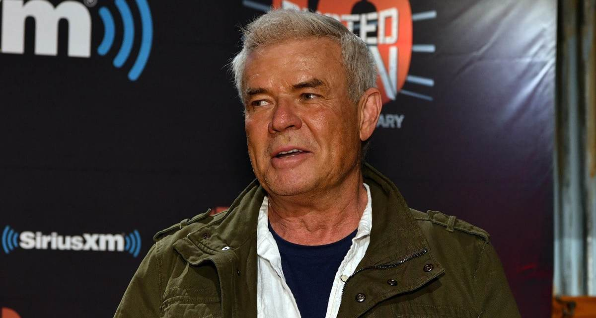 Eric Bischoff Laughs At The Idea That AEW Is WWE's 1st Competition