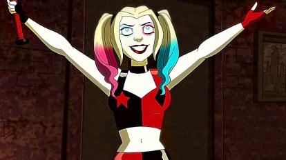 Harley Quinn Joy