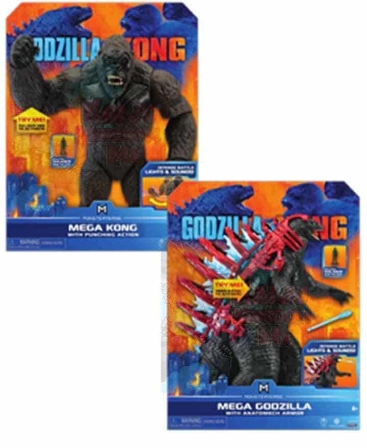 Godzilla Vs Kong Leaked Toys Reveal Some Potentially Major Spoilers And A New Titan! - The Illuminerdi