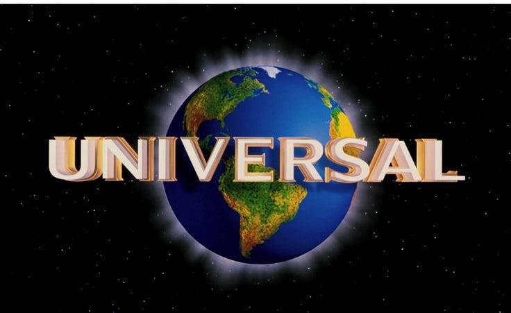 Universal Logo LEGO Batman