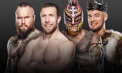 WWE MITB 2020 No Apollo Crews
