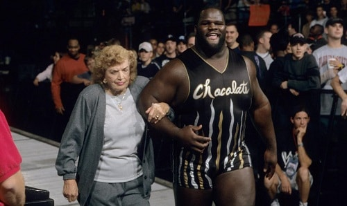 WWE Mae Young and Mark Henry