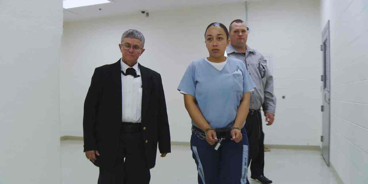 Netflix's Murder to Mercy: The Cyntoia Brown Story Trailer Is Here