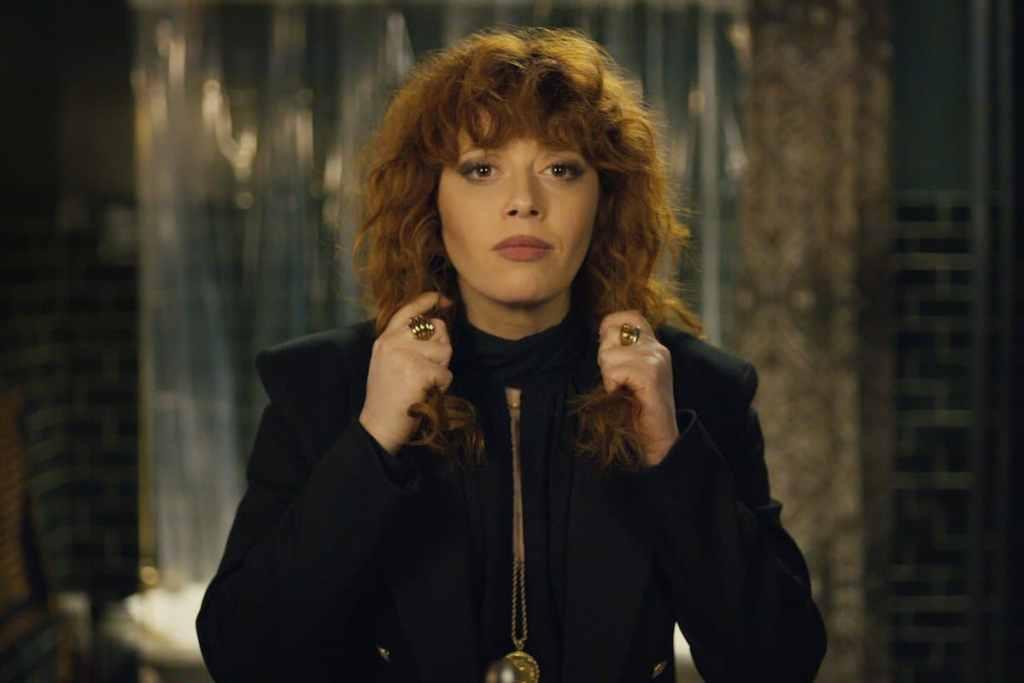 Natasha Lyonne Russian Doll