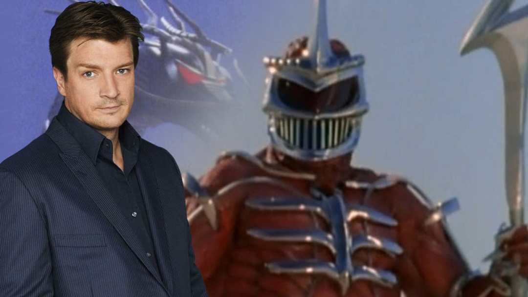 Nathan Fillion - Lord Zedd