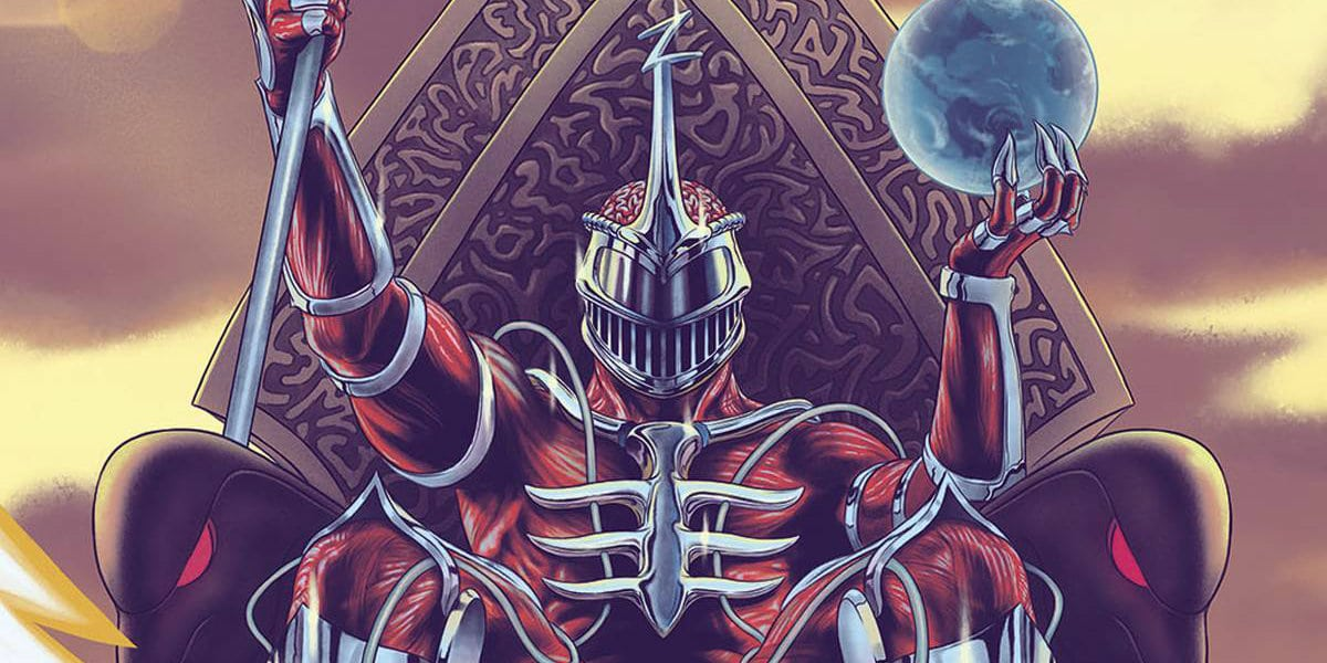 Lord Zedd Was The Master In Power Rangers Mystic Force