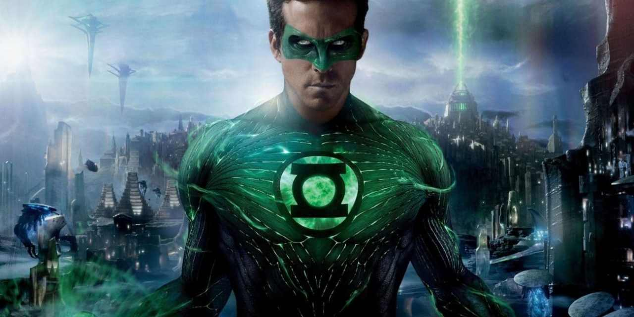 Former Green Lantern Ryan Reynolds To Reprise Role
