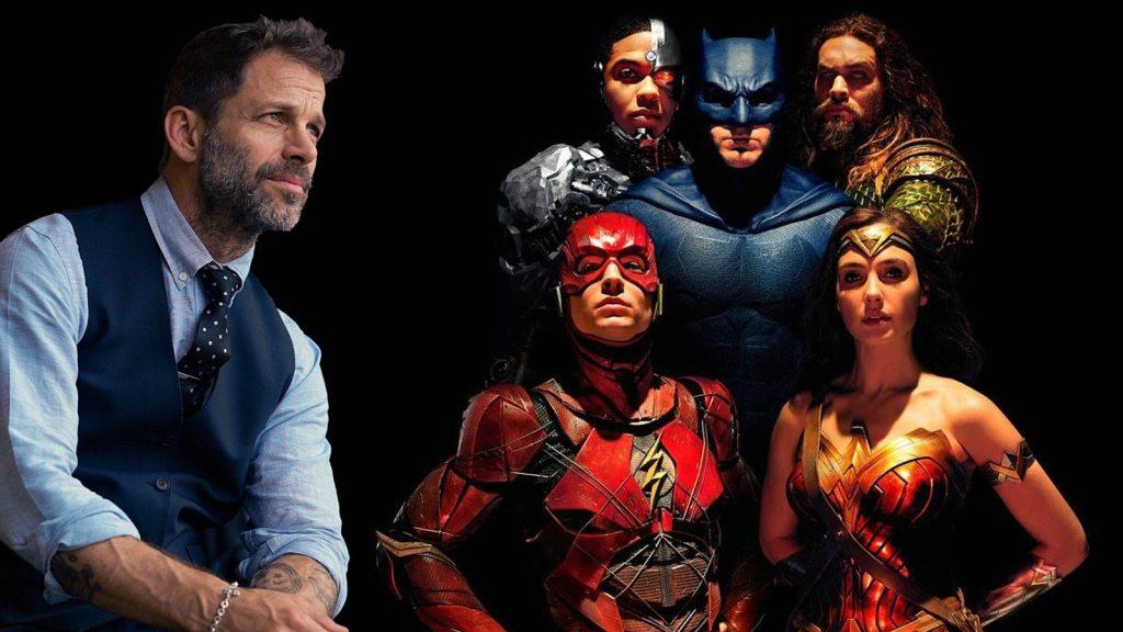 Zack Snyder's Justice League: The Snydercut