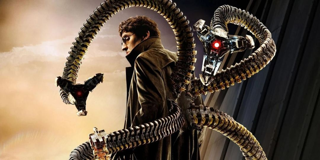 spider-man 3 doc ock
