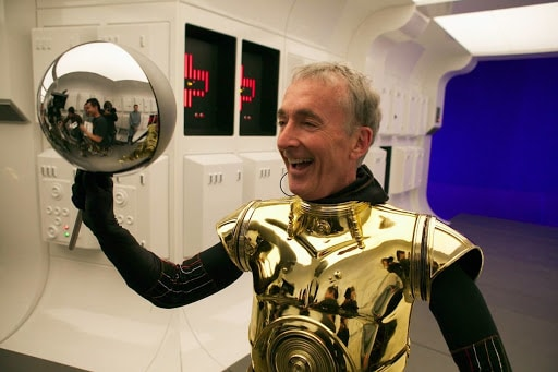 anthony daniels is c-3po