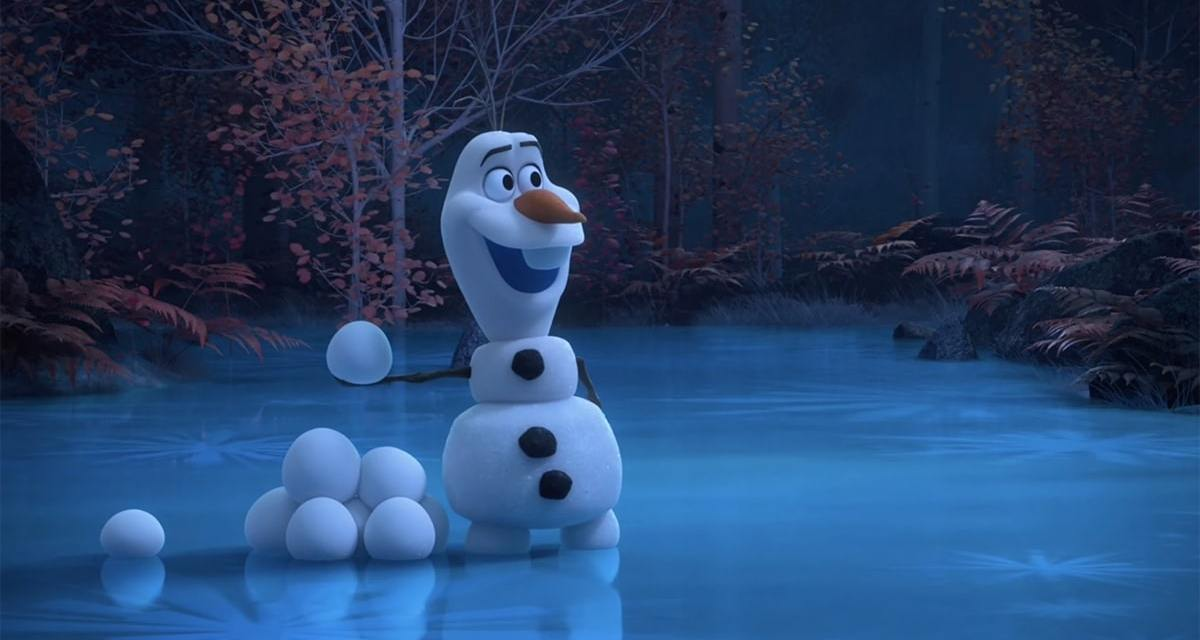 New At Home With Olaf Animated Shorts From The Frozen Team