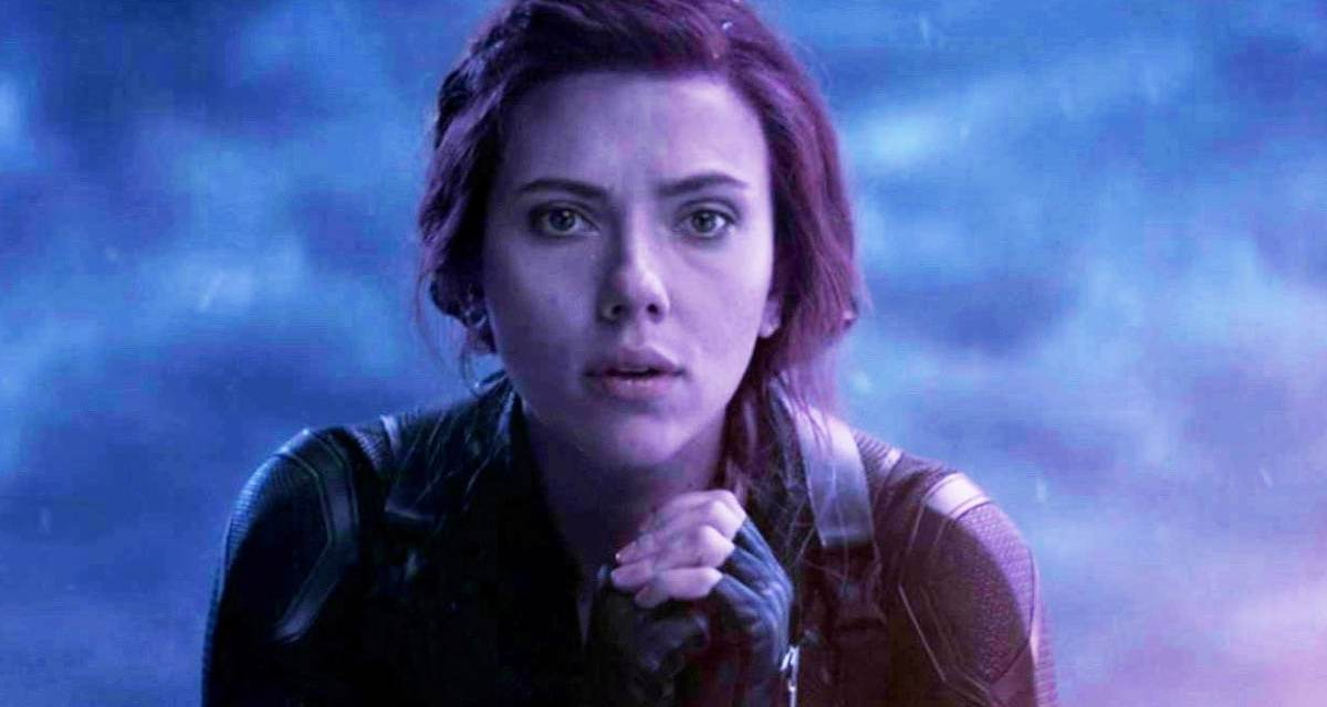Watch Black Widow's Alternate Death Scene From Avengers: Endgame